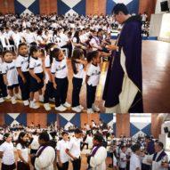 Celebración de la eucaristía de Imposición de la ceniza