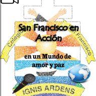 Noticiero San Francisco en Acción en un mundo de Amor y Paz
